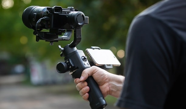 best gimbal for bmpcc 4k